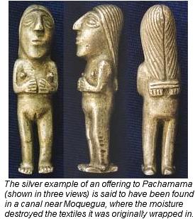 Inca Shamanic Glossary P