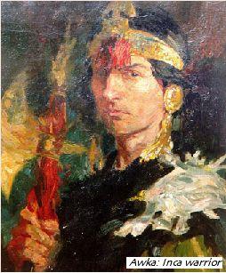 Tupac Amaru Inca Chief